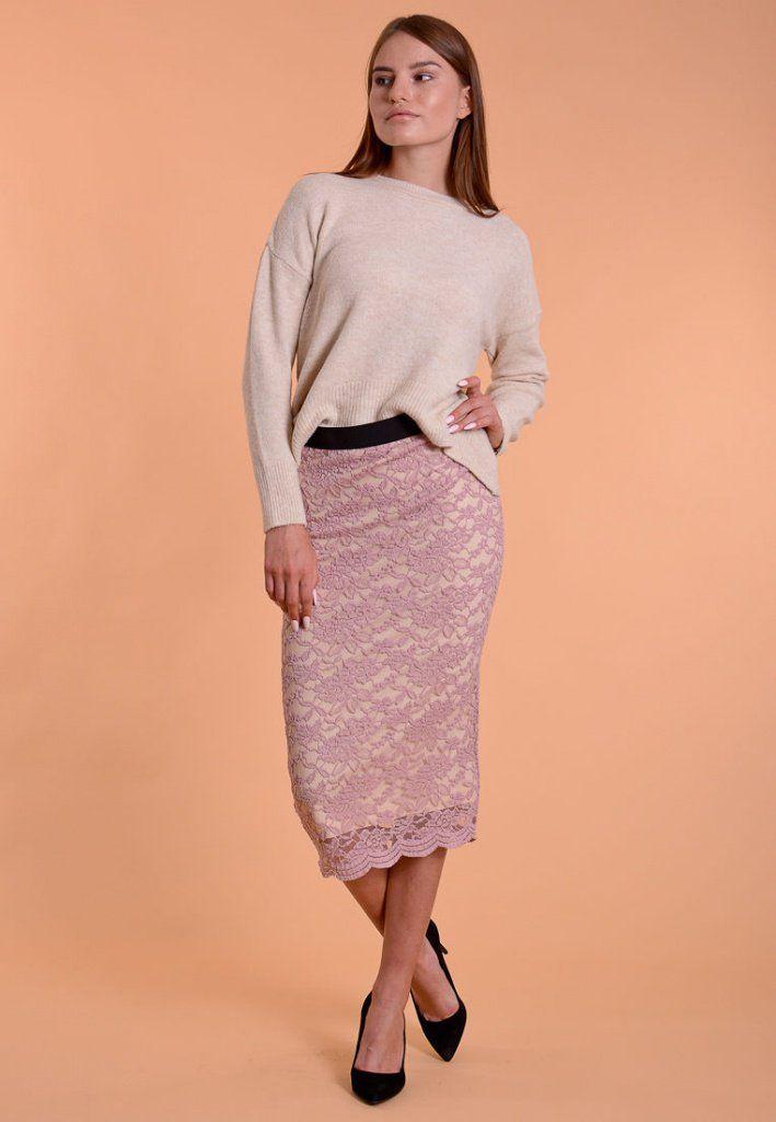 Какая должна быть ткань для юбки